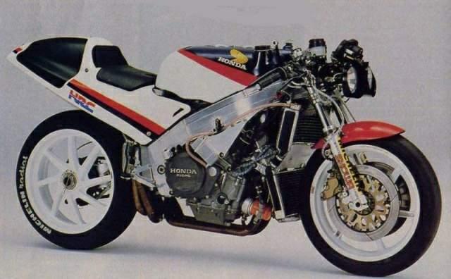 Motos d'exception et délires technologiques - Page 2 Honda210
