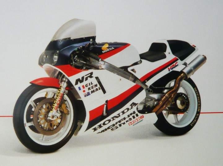 Motos d'exception et délires technologiques - Page 2 Honda211
