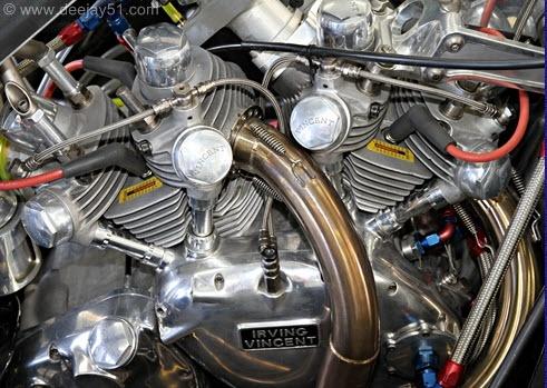 les plus beaux moteurs Irving12
