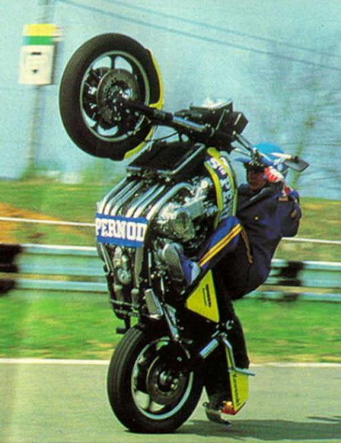 CBX déstiné à l'étyle motarde Kawasa20