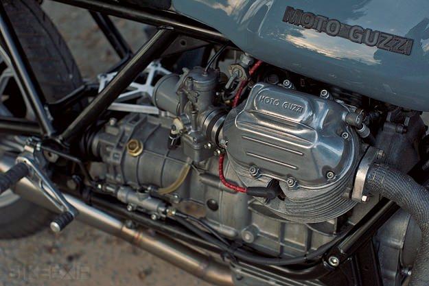 Guzzi... juste l'essentiel des Café Racer - Page 40 Moto-g26