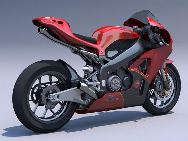 Guzzi 500 V8 Moto_g22
