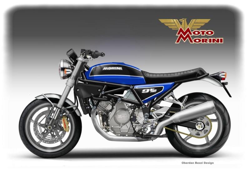 MOTO MORINI By OBERDAN BEZZI Moto_m11