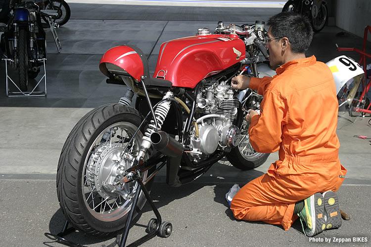 Racer Honda Motor-10