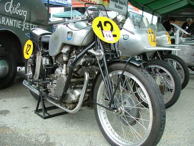 les plus beaux moteurs Nsu-ko10