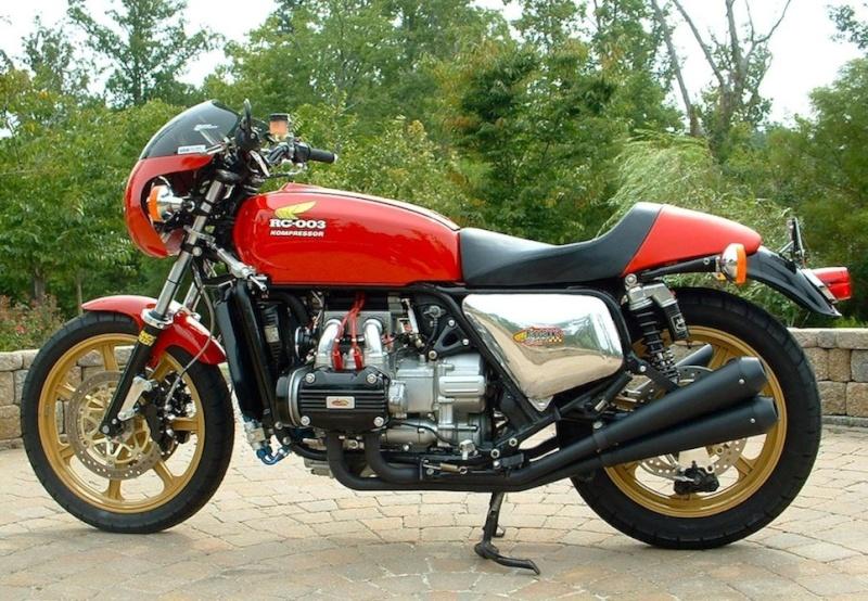 Supercharged '75 Honda GL1000 Rc003r10