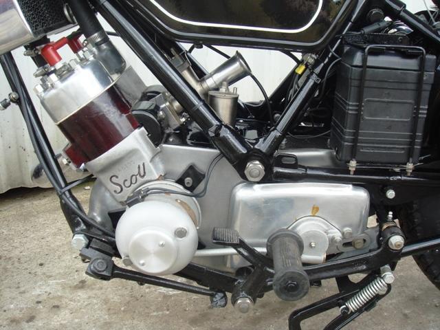 les plus beaux moteurs Scott210