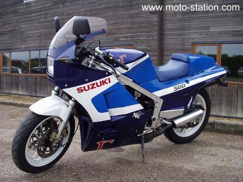 Motos d'exception et délires technologiques - Page 2 Suzuki10