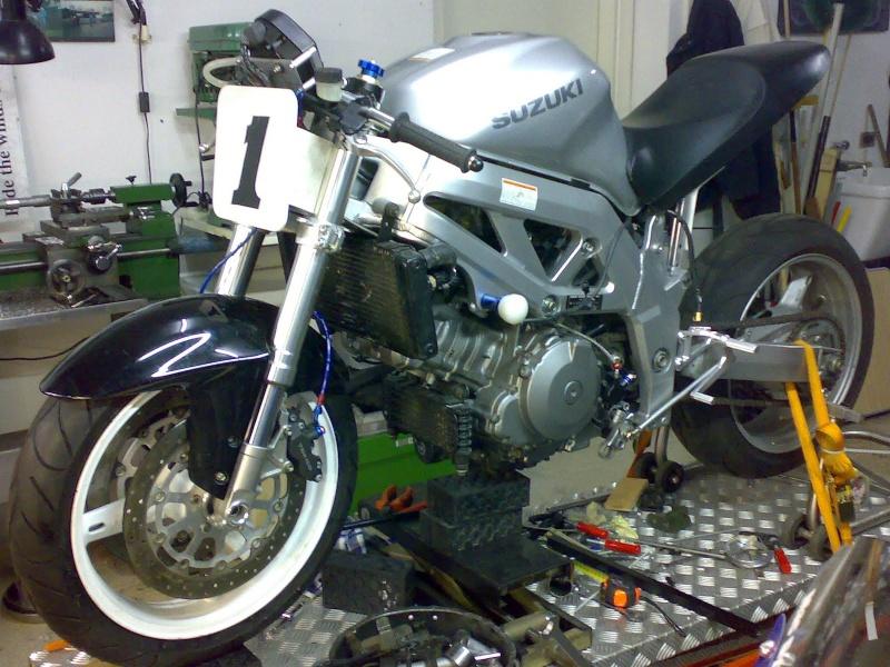 Méchant SV Suzuki42