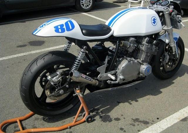 White Bandit Suzuki49