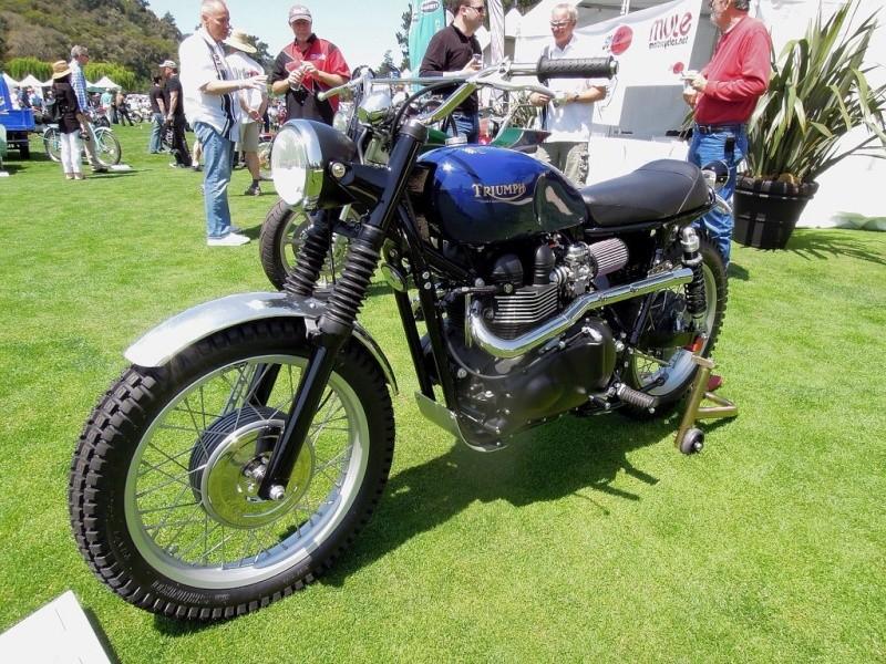 Triumph Scrambler Catalina Triump48
