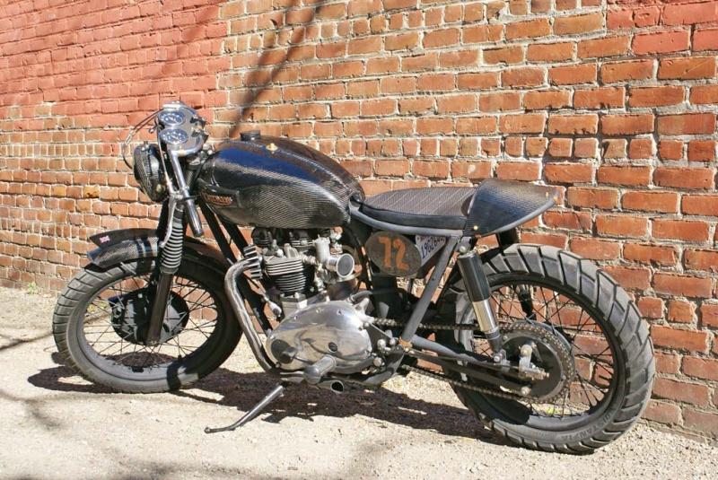 Triumph Bobber carbone Underg10