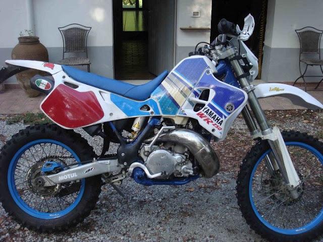 Yam' YZ250 Tracker Yamaha29