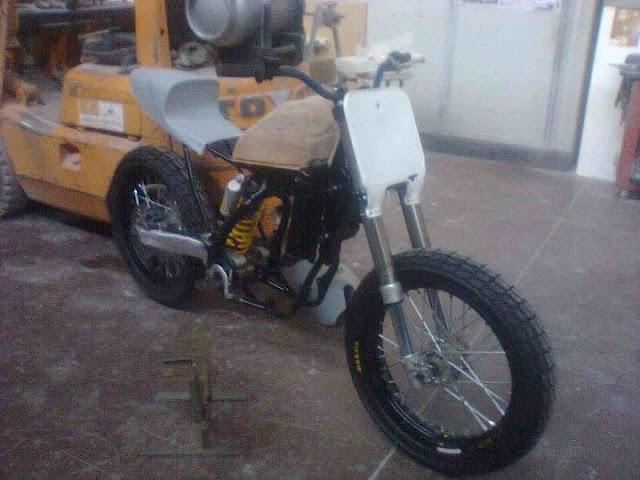 Yam' YZ250 Tracker Yamaha31