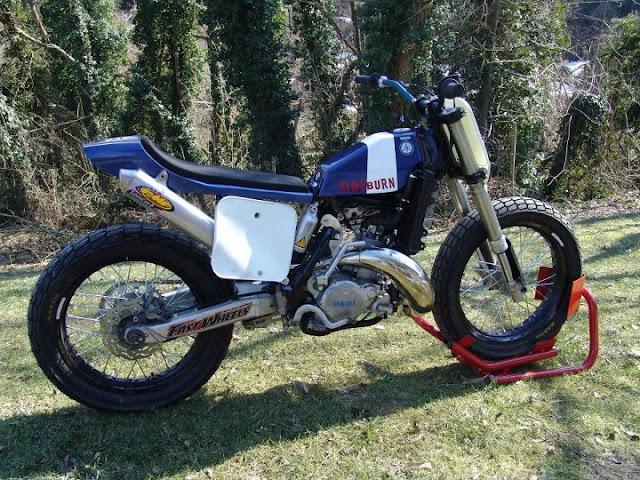 Yam' YZ250 Tracker Yamaha32