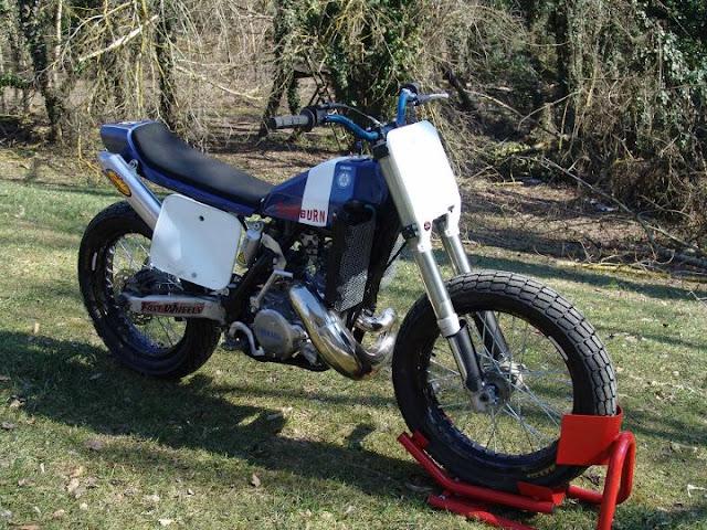 Yam' YZ250 Tracker Yamaha34