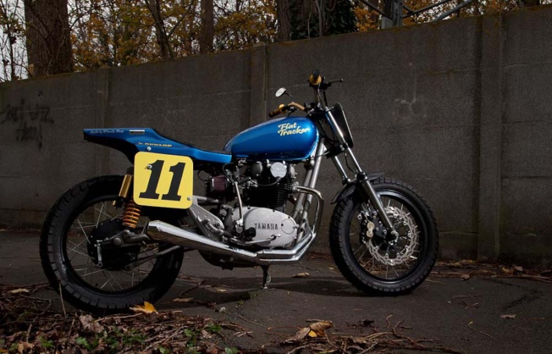 XS 650 Flat track Yamaha38
