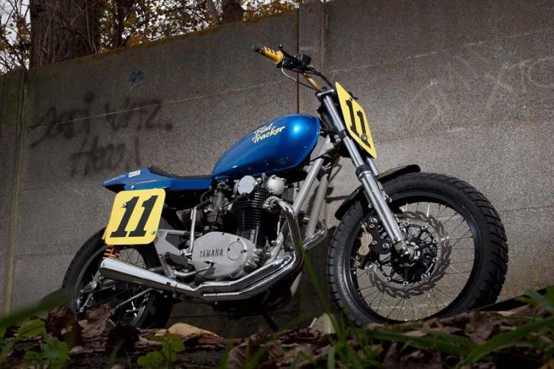 XS 650 Flat track Yamaha40