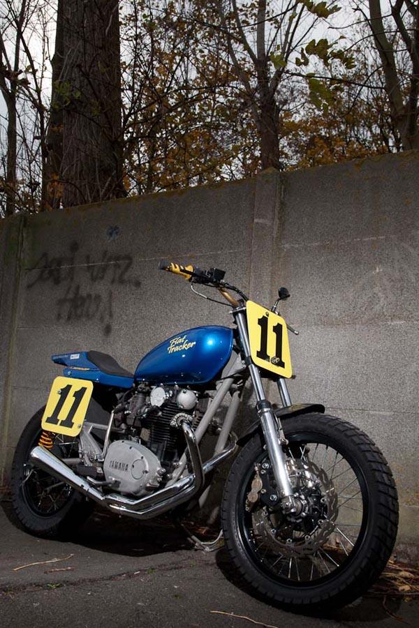 XS 650 Flat track Yamaha41