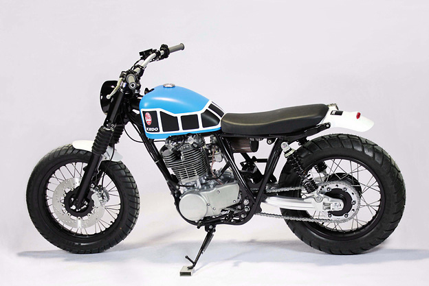 SR500 D-Track Yamaha43
