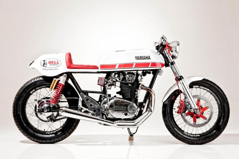 XS 650 Wheely Shop Yamaha47