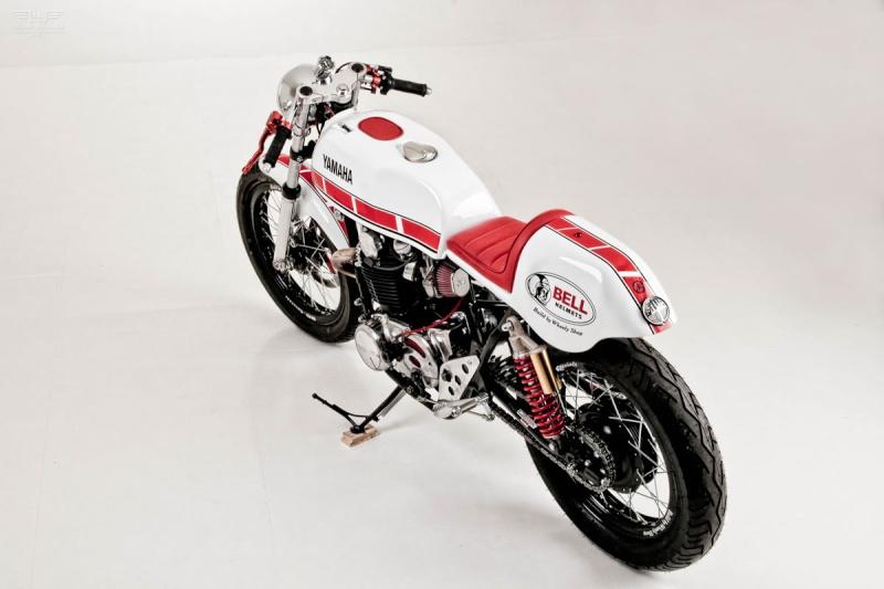 XS 650 Wheely Shop Yamaha48