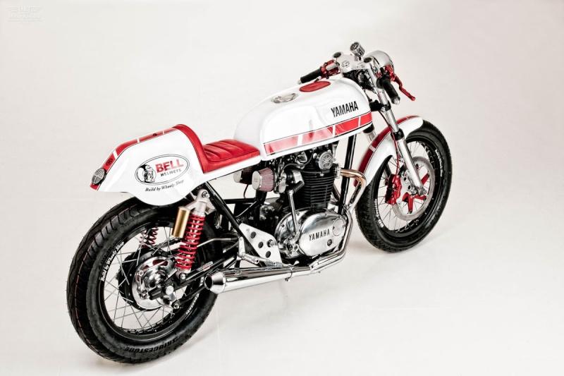 XS 650 Wheely Shop Yamaha49