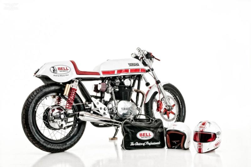 XS 650 Wheely Shop Yamaha51
