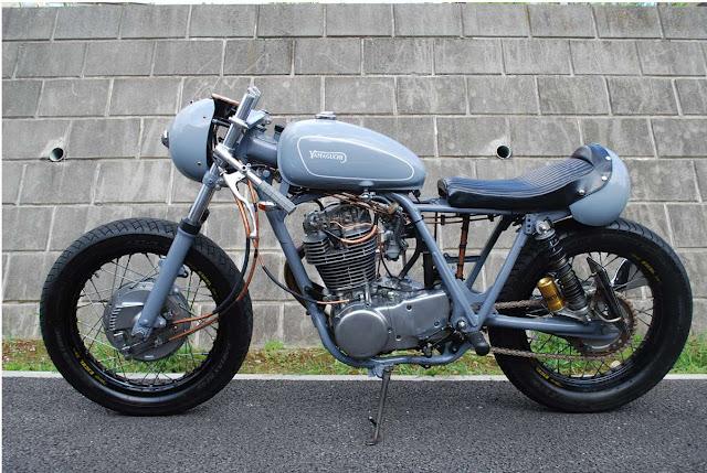 SR qu'a les boules Yamaha58