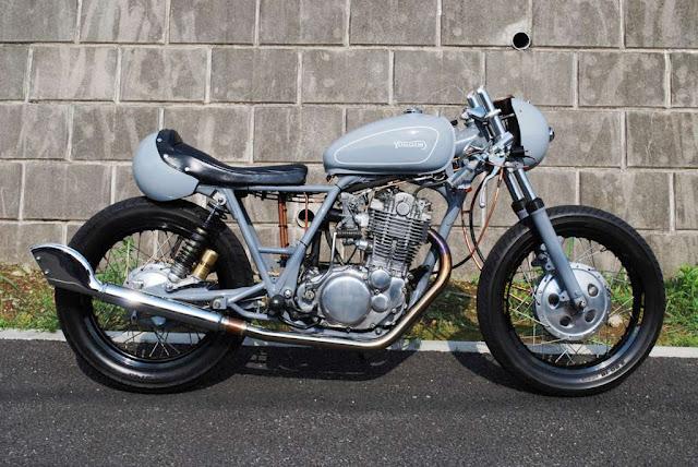 SR qu'a les boules Yamaha61