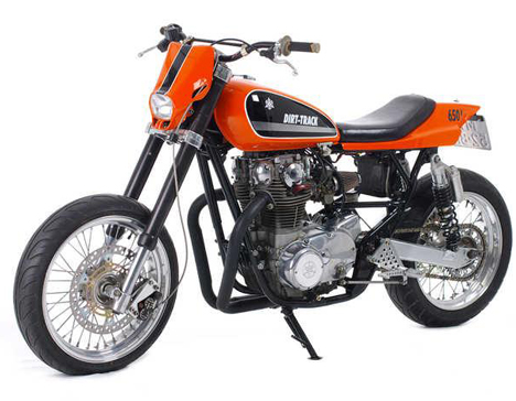 XS650 Dirtrack Yamaha67