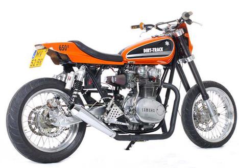 XS650 Dirtrack Yamaha68