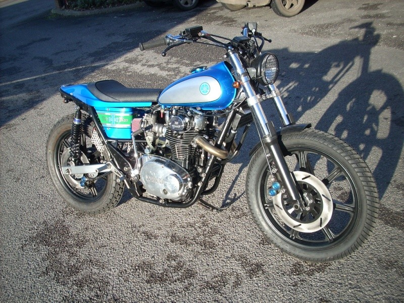 XS840 Dirtrack Yamaha77