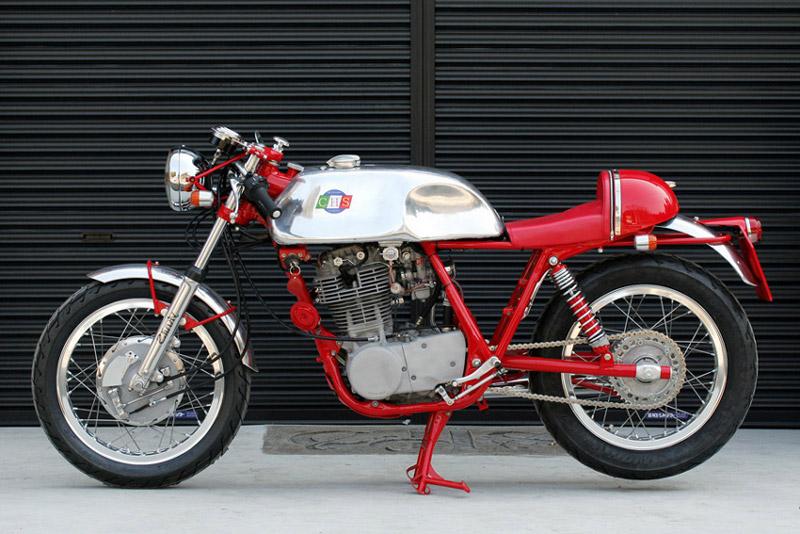 """SR """"ritalien"""" Yamaha79"""