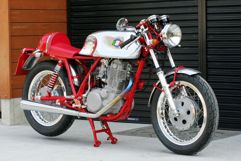 """SR """"ritalien"""" Yamaha80"""