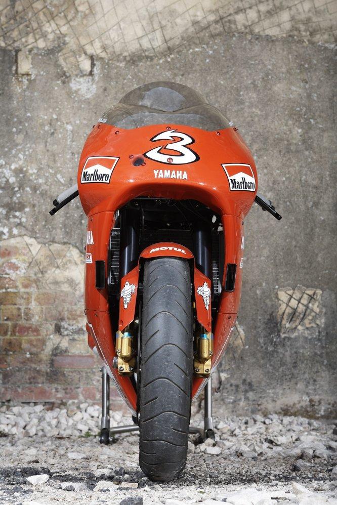 Biaggi Replica Yamaha86