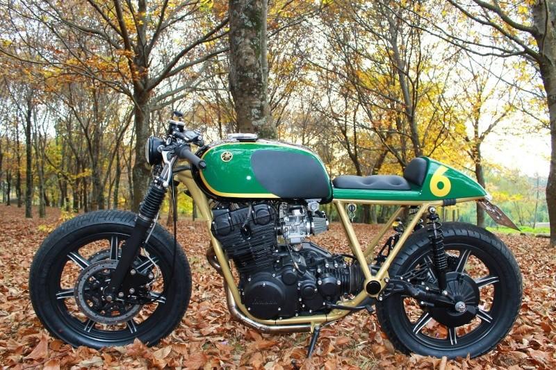 XS850 Tarmac' Yamaha93