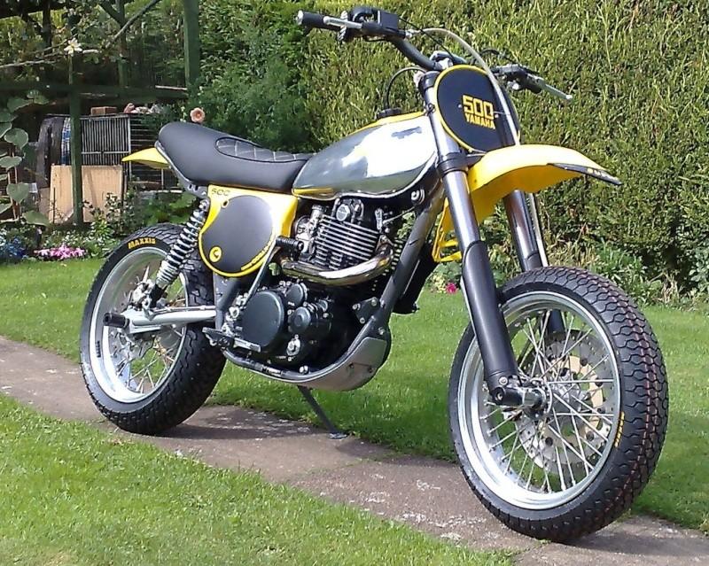 Un XT pour Kike'? Yamaha98