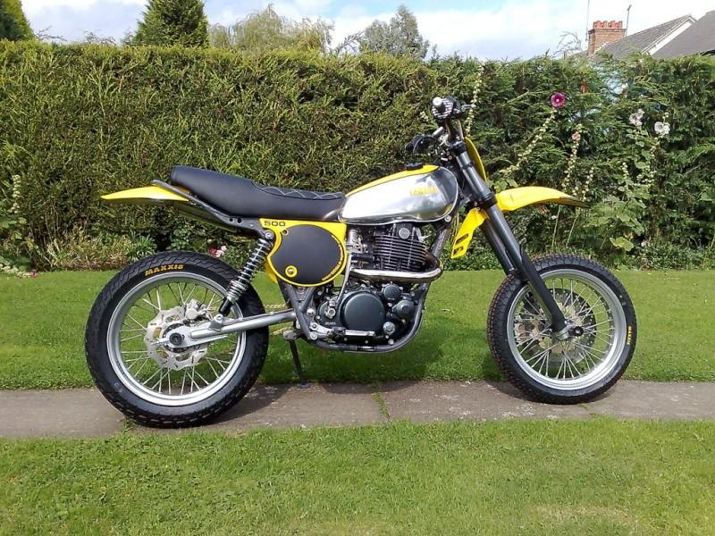 Un XT pour Kike'? Yamaha99