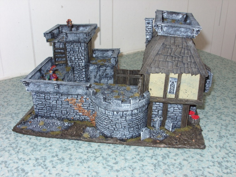 fortified manor 00413