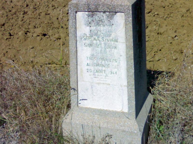 Stèles dans l'Hérault (34) 21102010