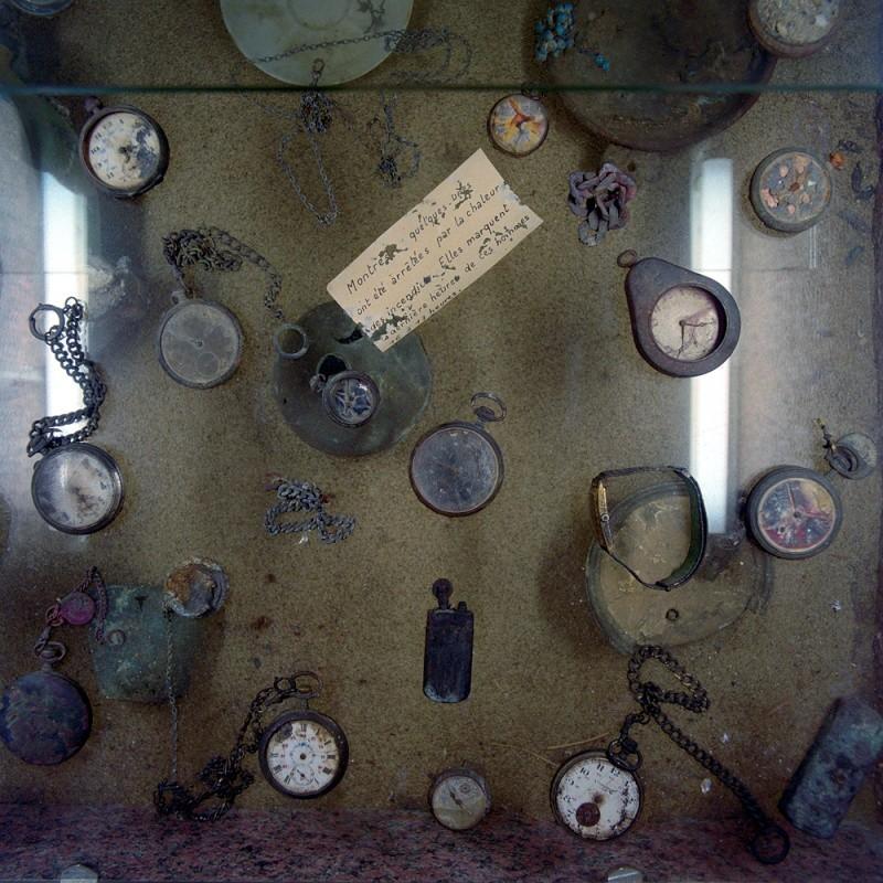 Des montres qui appartiennent à l'histoire ...  Oradou10