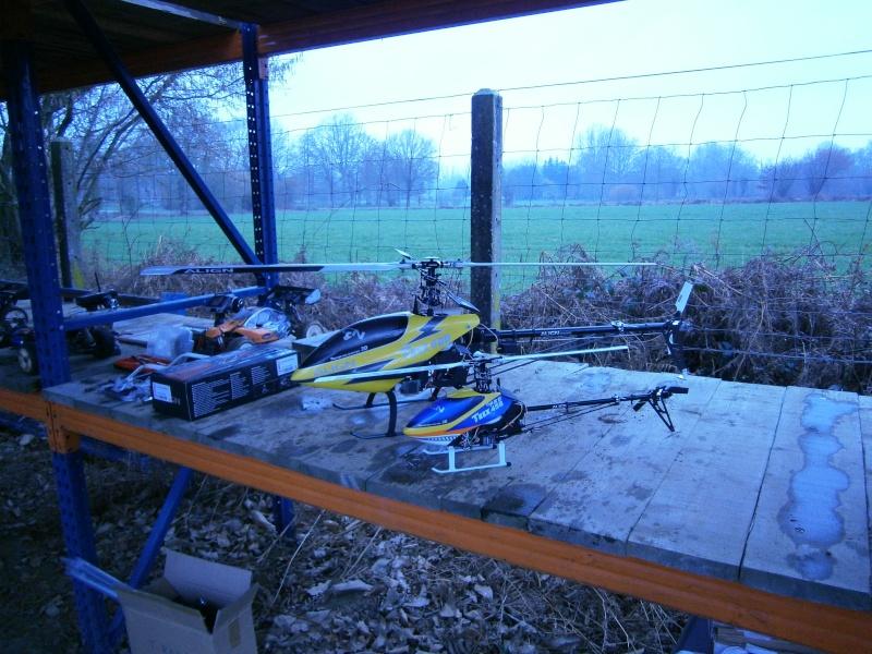 Création zone hélicoptères sur le site de la piste P3170014