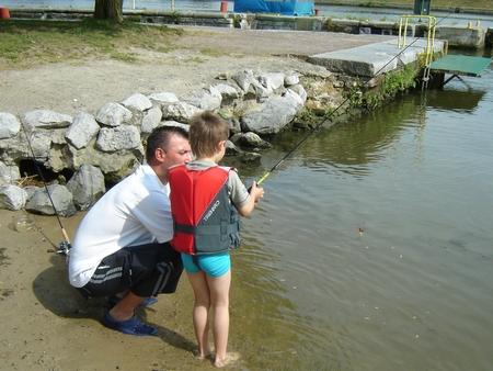 Emmener les gamin à la pêche... 0157