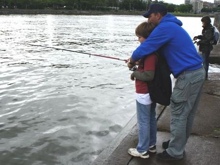 Emmener les gamin à la pêche... 0257
