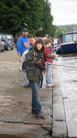 Emmener les gamin à la pêche... 0648