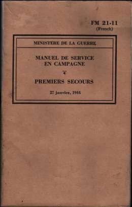 1950, guide des premiers soins 19440110