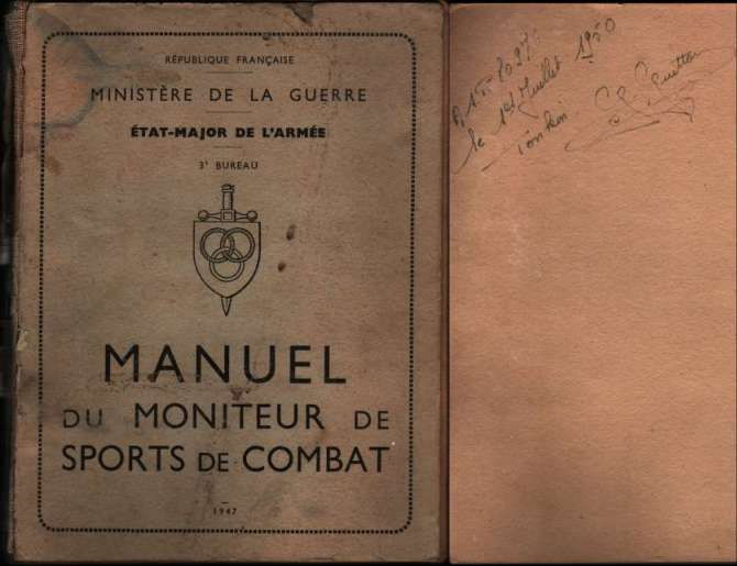 1950, manuels d'instruction militaire 19500715