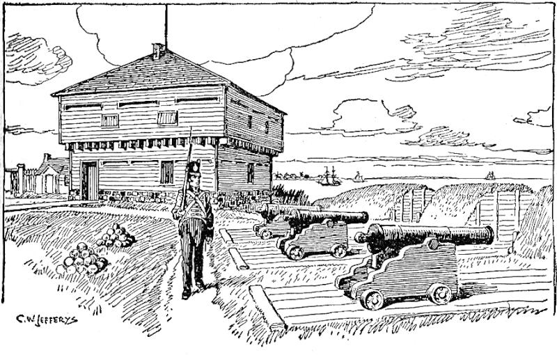 Défense de place, Amérique 1812 (bicentenaire) Blockh10