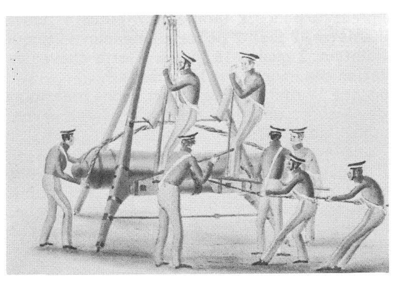 Chèvre d'artillerie Chavre11